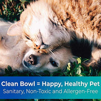 Biodegradable Disposable Pet Bowls Bulk 8 Oz Germ-Free, Non-Toxic Leakproof and Allergen-Free - Eco Trade Company