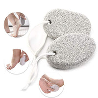 Natural Pumice Stone for Feet 2 pcs - Eco Trade Company