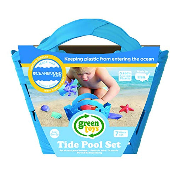 Green Toys Oceanbound Tide Pool Set - Eco Trade Company