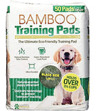 22x23 Eco-Friendly Bamboo Rayon Training Pads - Eco Trade Company