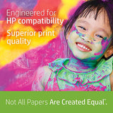 HP Printer Paper Recycled 20lb, 30% recycled fiber, 8.5 x 11, 500 Sheets, Made in USA, FSC Certified Resources, 92 Bright, Acid Free - Eco Trade Company