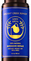 Organic Foot Cream, Dry Feet Moisturizer, Cracked Heel Treatment - Eco Trade Company