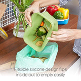 Food Scrap Collector and Freezer Compost Bin - Eco Trade Company