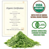 Organic Japanese Matcha Green Tea Powder – USDA & JAS Organic - Authentic Japanese Origin - Eco Trade Company