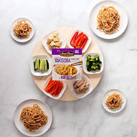 Thai-Style Microwaveable Ready Meal Noodle Bowl, Non-GMO, Vegan, Shelf-Stable, Made in USA - Eco Trade Company