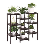 Bamboo Customizable Plant Stand - Eco Trade Company