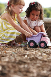 Green Toys Dump Truck - BPA Free, Phthalates Free Play Toys for Improving Gross Motor, Fine Motor Skills - Eco Trade Company