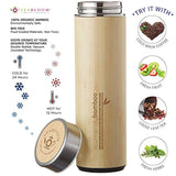 Eco-Friendly Hot and Cold Tea Infuser - Eco Trade Company