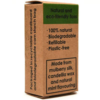 Biodegradable Silk Dental Floss - Eco Trade Company