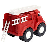 Fire Truck - BPA Free, Phthalates Free Imaginative Play Toy for Improving Fine Motor, Gross Motor Skills - Eco Trade Company