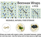 17 PCS Zero Waste ECO Friendly Gift: Reusable Food Storage Bags, Reusable Beeswax Wrap, Mesh Bags, Reusable Straws - Eco Trade Company