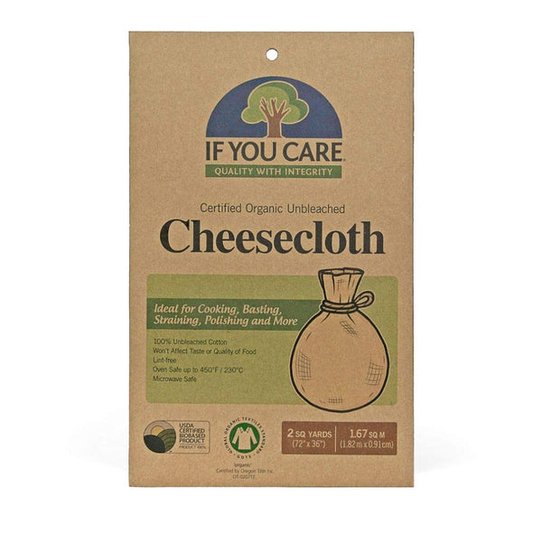 72x36-Inch Cheesecloth, 100% Unbleached Cotton, 2 Square Yards - Eco Trade Company