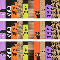60 Pieces Halloween Paper Gift Paper Bags - Eco Trade Company