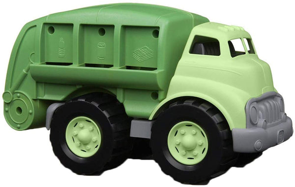 Recycling Truck Toy - BPA Free, Phthalates Free - Garbage Truck Toy - Eco Trade Company