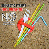 100% Plant-Based Compostable Straws - Eco Trade Company