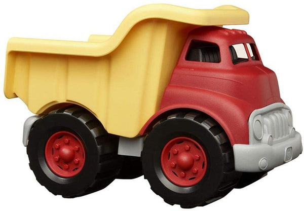 Green Toys Truck - BPA Free, Phthalates Free Play Toys for Gross Motor, Fine Motor Skill Development - Eco Trade Company