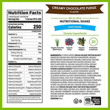 Orgain Organic Nutritional Shake - Meal Replacement, 16g Protein, 21 Vitamins & Minerals, Gluten Free, Soy Free, Kosher, Non-GMO, 11 Ounce, 12 Count - Eco Trade Company