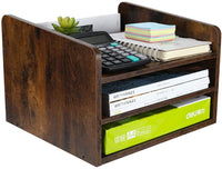 Wood Desk Organizer - Eco Trade Company