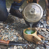 Eco-Friendly Wood Camp Mug - Eco Trade Company