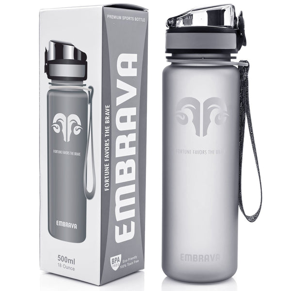 Best Sports Water Bottle - Eco Friendly & BPA-Free - Eco Trade Company