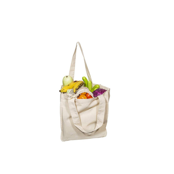 Best Canvas Grocery Bag - Eco Trade Company