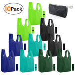 Reusable-Grocery-Bags-Shopping-Foldable-Bags for Groceries - Eco Trade Company