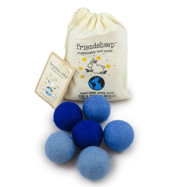 Eco-Friendly Wool Pet Toy Ball - Eco Trade Company