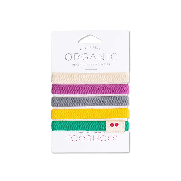 Biodegradable Hair Ties - Eco Trade Company