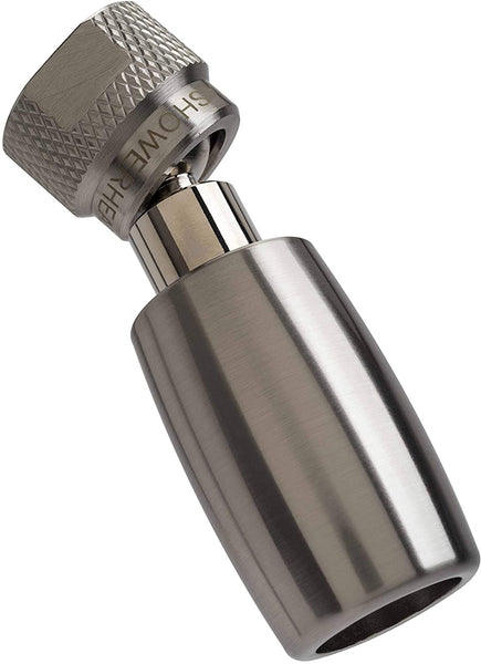 High Sierra's All Metal 1.5 GPM High Efficiency Low Flow Showerhead - Eco Trade Company