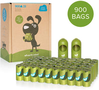 Earth Rated Leash Dispenser for Dog Waste Bags - Eco Trade Company