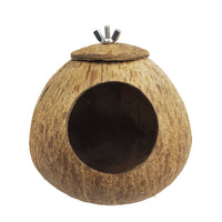 Coconut Shell Bird House - Eco Trade Company