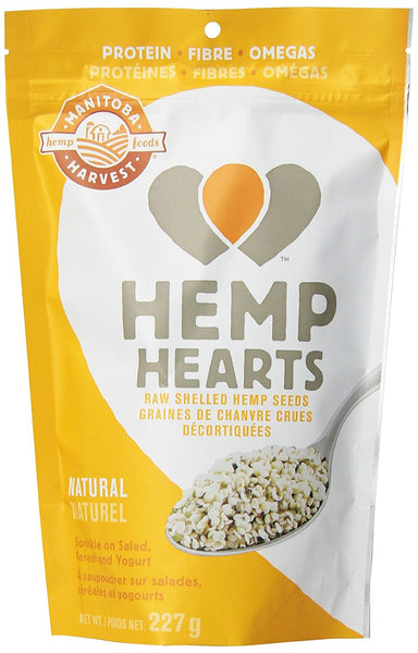 Manitoba Harvest Hemp Hearts Shelf Stable Hemp Seeds - Eco Trade Company
