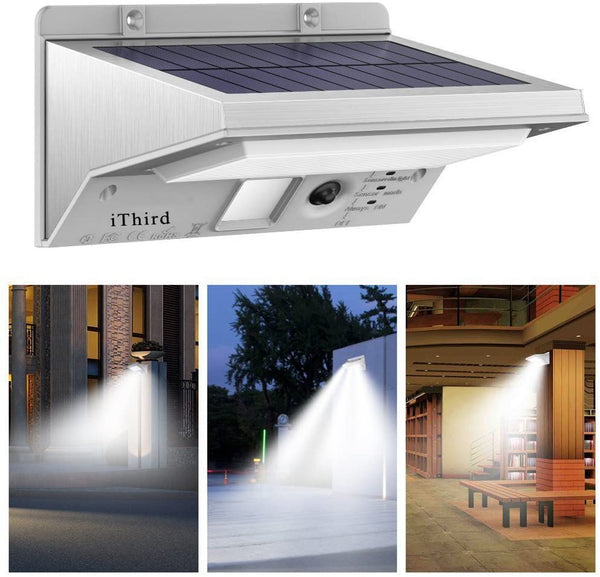 Solar Lights Outdoor Motion Sensor - Eco Trade Company