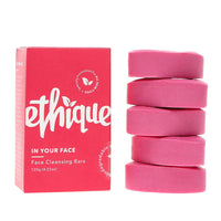 Eco-Friendly Face Cleansing Bar for Normal-Dry Skin - Eco Trade Company