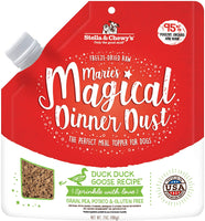 Freeze-Dried Raw Magical Dinner Dust for Dogs Made in USA - Eco Trade Company