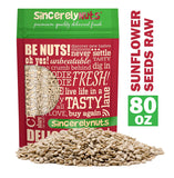 Sincerely Nuts Sunflower Seed Kernels Raw (No Shell) - Eco Trade Company