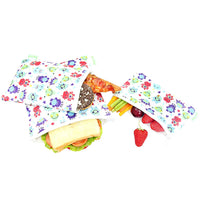 Reusable Sandwich & Snack Bags - Eco Trade Company