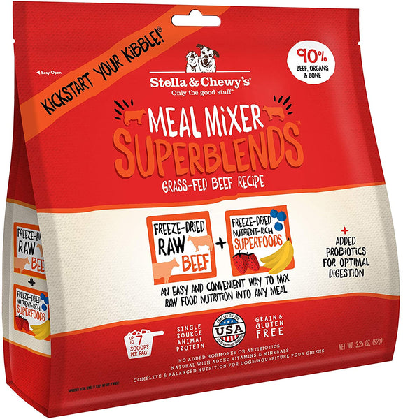 Dried Meal Mixer Super Blends Made in USA - Eco Trade Company