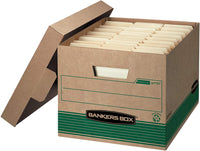 Storage Boxes, FastFold, Lift-Off Lid, 100% Recycled - Eco Trade Company