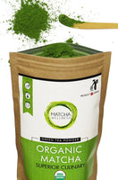 Matcha Green Tea Powder - Superior Culinary - USDA Organic From Japan - Eco Trade Company