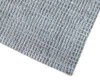 Jute Area Rug Hand Woven by Skilled Artisans, 100% Natural - Eco Trade Company