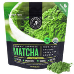 Jade Leaf Matcha Green Tea Powder - Organic, Authentic Japanese Origin - Culinary Grade - Eco Trade Company