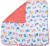 Organic Muslin Baby Toddler Blanket - Eco Trade Company