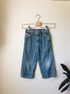 Vintage Oshkosh Girls Pants- 3/4T