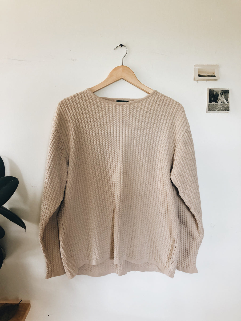Vintage J.Crew Cotton Sweater