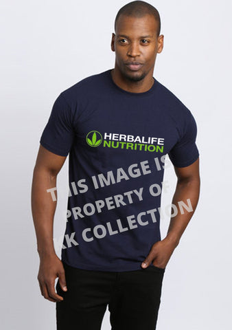 Mens Navy T with classic Branding