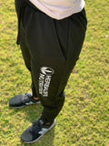 Ladies Black branded jogger track pants