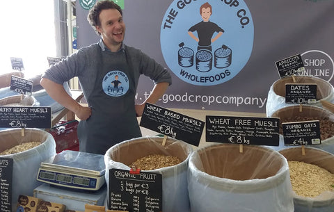 The Good Crop Company - Green Door Market Dublin