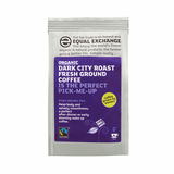 Organic Equal Exchange Dark City Coffee