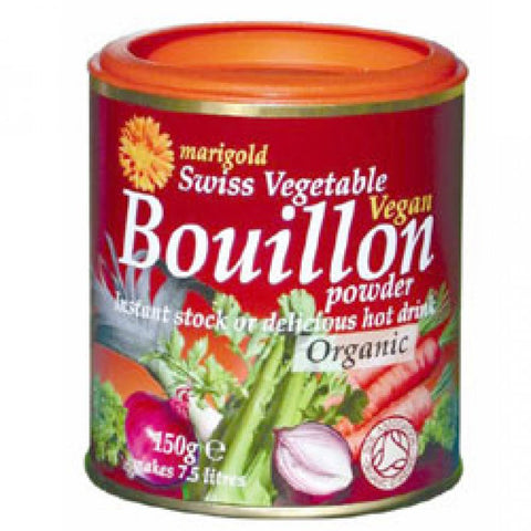 Organic Marigold Vegetable Bouillon